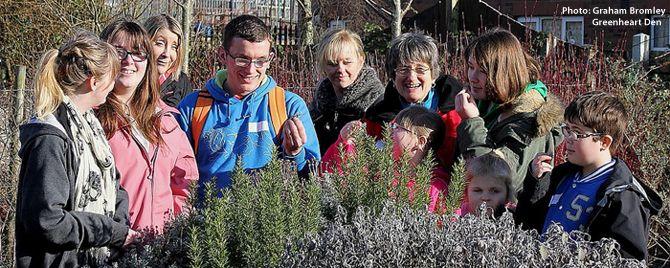 garden design workshops